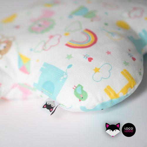 LocoLobo jastuk za bebe Cloud