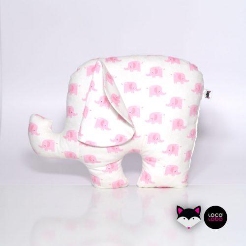 LocoLobo jastuk za bebe Elephant
