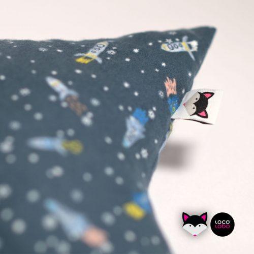 LocoLobo jastuk za bebe Rocket