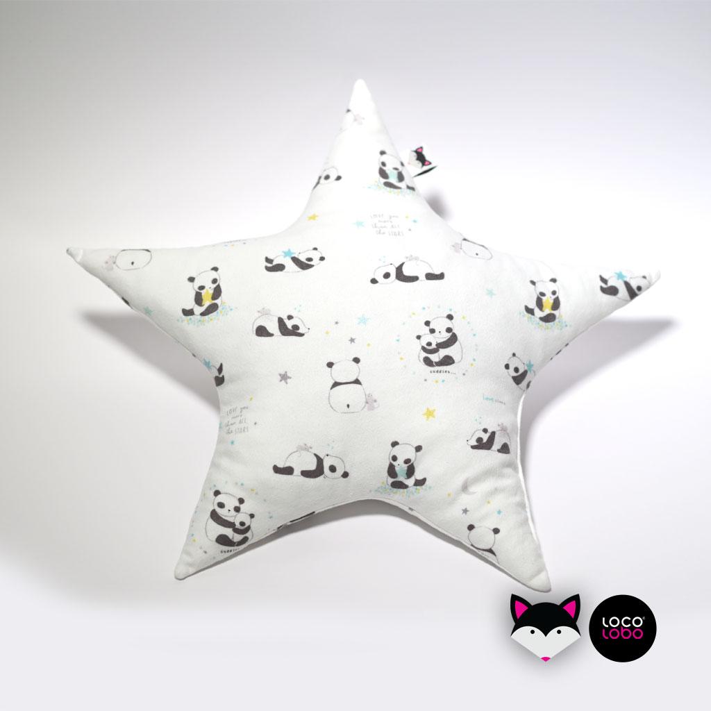 LocoLobo jastuk za bebe Star