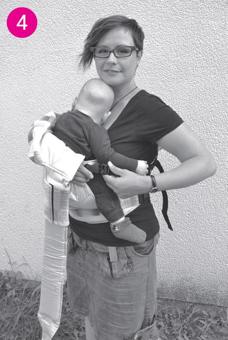 LocoLobo nosiljke za bebe, klokanica, mei tai, sling