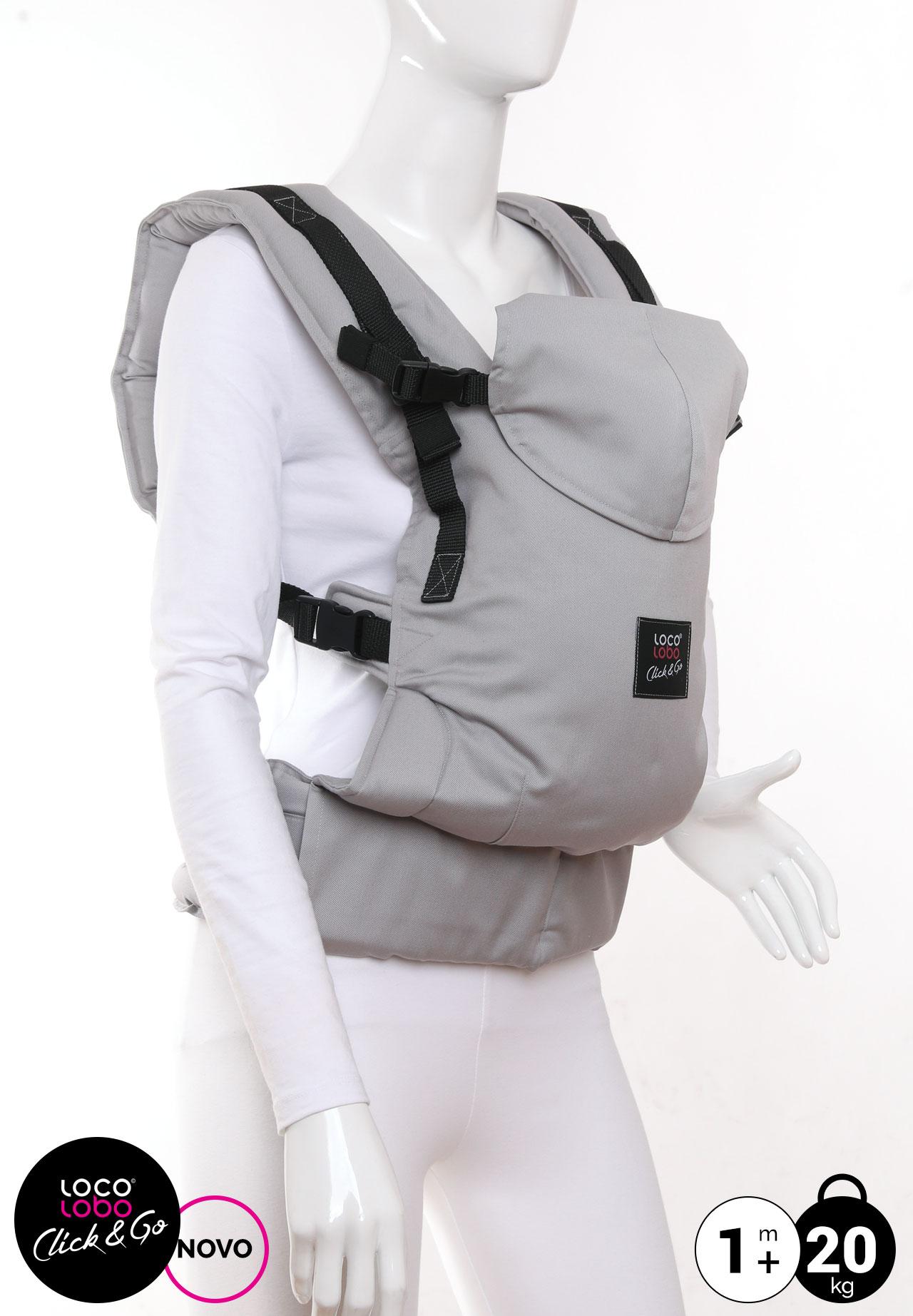 LocoLobo nosiljke za bebe, klokanica