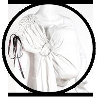 LocoLobo Sling nosiljka za bebe preko pet položaja nošenja